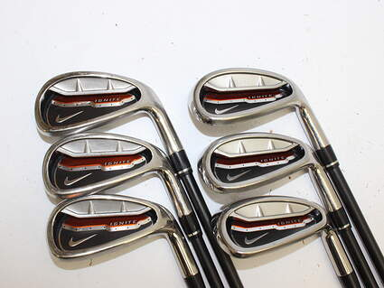 Nike Ignite Iron Set 6-SW Nike UST Ignite Graphite Ladies Right Handed 37 in