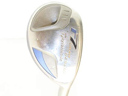 TaylorMade R7 Draw Hybrid 3 Hybrid 19* Stock Graphite Shaft Graphite Ladies Right Handed 39.5 in