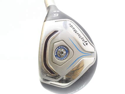 TaylorMade Jetspeed Hybrid 6 Hybrid 28* TM Matrix VeloxT 45 Graphite Ladies Right Handed 38.5 in
