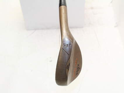Cobra 2012 Trusty Rusty Rust Finish Wedge Gap GW 51* Stock Graphite Shaft Graphite Wedge Flex Right Handed 35.5 in