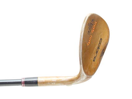 Cobra 2012 Trusty Rusty Rust Finish Wedge Sand SW 55* Stock Steel Shaft Steel Wedge Flex Right Handed 35 in