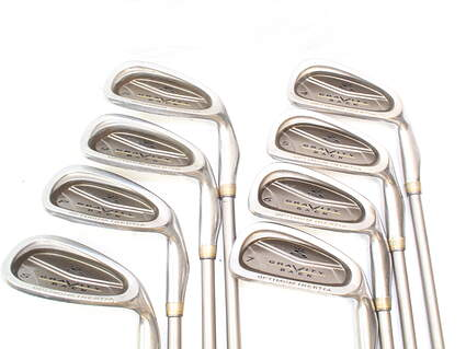 Cobra Lady Gravity Back Iron Set 4-PW SW Stock Graphite Shaft Graphite Ladies Right Handed 35 in