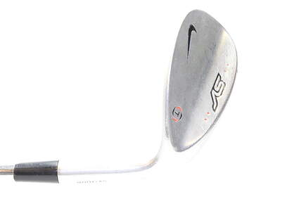 Nike SV Tour Chrome Wedge Gap GW 52* 10 Deg Bounce Stock Steel Shaft Steel Right Handed 35.5 in