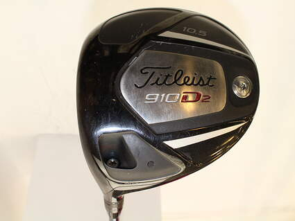 Titleist 910 D2 Driver 10.5* Titleist Diamana Kai'li 65 Graphite Regular Left Handed 45.75 in