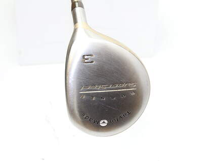 TaylorMade Supersteel Fairway Wood 3 Wood 3W Stock Graphite Shaft Graphite Ladies Right Handed 42 in