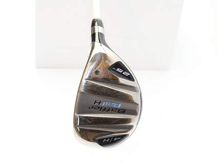 Cobra Baffler Rail H Hybrid 4 Hybrid 25* Cobra Baffler Hybrid-Iron GRPH Graphite Ladies Right Handed 39 in