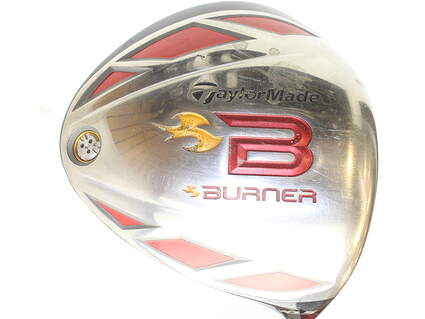 TaylorMade 2009 Burner Driver 10.5* TM Reax Superfast 49 Graphite Senior Right Handed 45.75 in