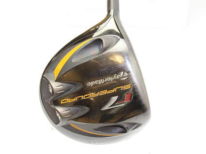 TaylorMade R7 Superquad Driver 10.75* Grafalloy ProLaunch Red Graphite Stiff Left Handed 44.75 in