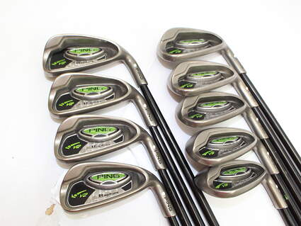 Ping Rapture V2 Iron Set 5-LW Ping TFC 939I Graphite Regular Right Handed 37.5 in