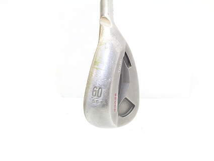 Ping Tour Gorge Wedge Lob LW 60* Stock Steel Shaft Steel Wedge Flex Right Handed Black Dot 35 in
