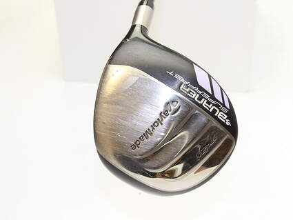 TaylorMade Burner Superfast Fairway Wood 7 Wood 7W 21* TM Matrix Ozik Xcon 4.8 Graphite Ladies Right Handed 41.25 in
