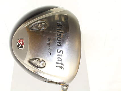 Wilson Staff PD 6 Driver 7.5* UST Proforce V2 Graphite X-Stiff Right Handed 44 in