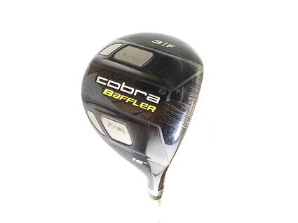 Cobra Baffler T Rail Fairway Wood 3 Wood 3W 16* Cobra Tour AD Baffler Graphite Regular Right Handed 43 in