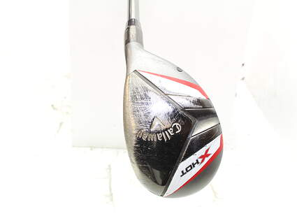 Callaway 2013 X Hot Hybrid 3 Hybrid 20* Fujikura Motore F3 95 HB Graphite X-Stiff Right Handed 40.5 in