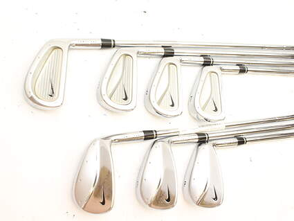Nike Forged Pro Combo Iron Set 4-PW True Temper Dynamic Gold R300 Steel Regular Right Handed 37.75 in