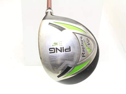 Ping Rapture V2 Fairway Wood 3 Wood 3W 16* Mitsubishi Rayon Javln FX V7 Graphite Stiff Right Handed 43 in