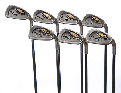 Ping i3 Oversize Iron Set 4-PW Ping Aldila 350 Series Graphite Regular Right Handed White Dot 39.25 in