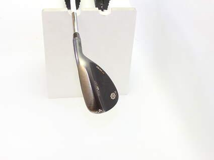 Titleist Vokey SM5 Raw Black Wedge Sand SW 54* 10 Deg Bounce M Grind Stock Steel Shaft Steel Wedge Flex Right Handed 34.5 in