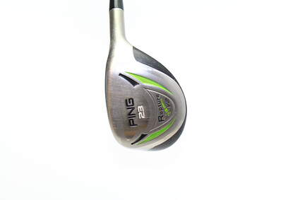Ping Rapture V2 Hybrid 4 Hybrid 23* Accra Dymatch ST S1-75 Graphite Stiff Right Handed 39.75 in
