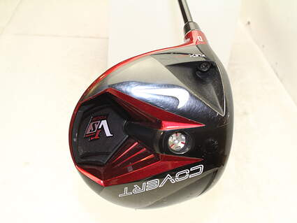 Nike VR S Covert Tour Driver 10.5* Mitsubishi Tensei CK 50 Red Graphite Ladies Left Handed 46 in