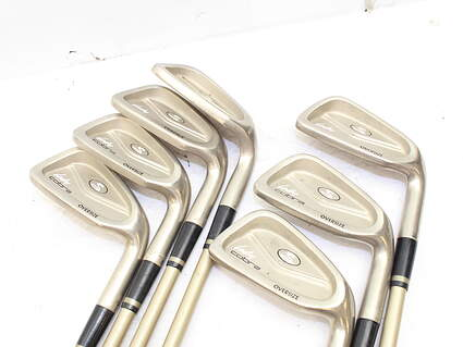 Cobra Lady Cobra Iron Set 5-SW Stock Graphite Shaft Graphite Ladies Right Handed 36.75 in