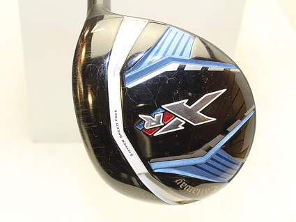 Callaway XR Fairway Wood 7 Wood 7W Project X LZ Graphite Ladies Right Handed 42.5 in