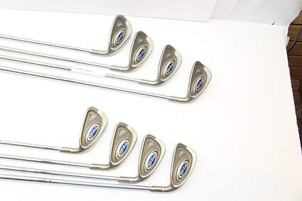 Ping i5 Iron Set 3-PW Ping Z-Z65 with Cushin Insert Steel Right Handed White Dot 38.25 in