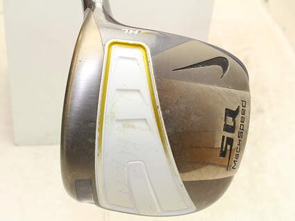 Nike Sasquatch Machspeed Driver Aldila NV 55 Graphite Ladies Right Handed 44 in