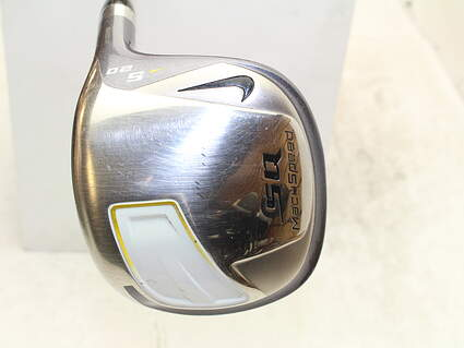 Nike Sasquatch Machspeed Fairway Wood 5 Wood 5W 20* Aldila NV 55 Graphite Ladies Right Handed 41 in