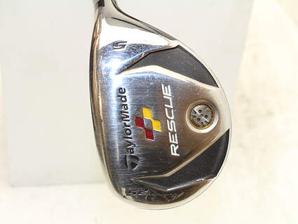 TaylorMade 2009 Rescue Hybrid 5 Hybrid 25* TM Reax Superfast 49 Graphite Ladies Right Handed 38 in