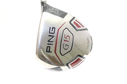 Ping G15 Draw Driver 10.5* Grafalloy ProLaunch Blue 65 Graphite Regular Right Handed 45.5 in