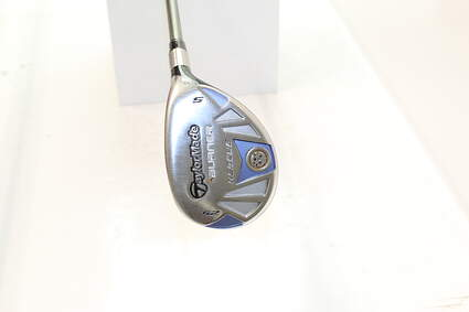 TaylorMade Burner Rescue Hybrid 5 Hybrid 25* TM Reax Superfast 50 Graphite Ladies Right Handed 38 in