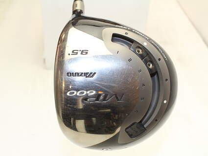 Mizuno MP-600 Driver 9.5* Callaway Fujikura Fit-On E360 Graphite Stiff Right Handed 45 in