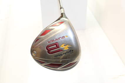 TaylorMade 2009 Burner Driver 9.5* Stock Steel Shaft Steel Regular 44 in