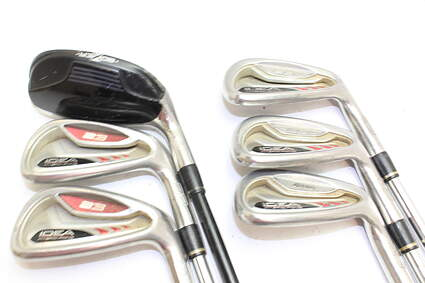 Adams Idea A3 Iron Set 6-PW True Temper Player Lite Steel Regular Right Handed 37.5 in