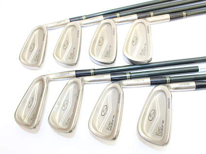 Cobra King Cobra Oversize Senior Iron Set 3-PW Autoclave System Graphite Shaft Graphite Senior Right Handed 38.5 in