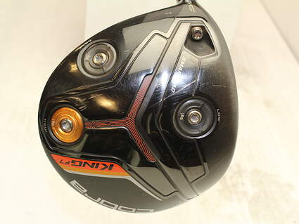 Cobra King F7 Driver 9.5* Fujikura Pro 60 Graphite Stiff Left Handed 44.75 in