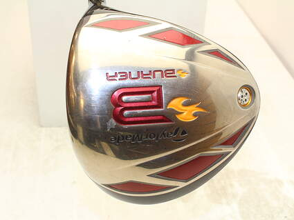 TaylorMade 2009 Burner Driver 13* TM Reax Superfast 49 Graphite Regular Right Handed 46 in