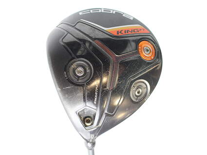 Cobra King F7 Driver 10.5* Fujikura Pro 60 Graphite Regular Left Handed 44.5 in