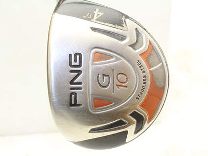 Tour Issue Ping G10 Fairway Wood 4 Wood 4W 17* Accra AXIV Series XT 60 Graphite Regular Right Handed 42.75 in