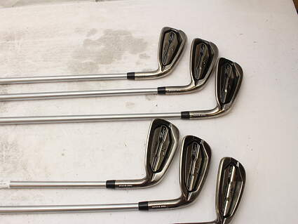 Mizuno 2015 JPX EZ Forged Iron Set 5-PW Stock Steel Shaft Steel Regular Right Handed 37.5in