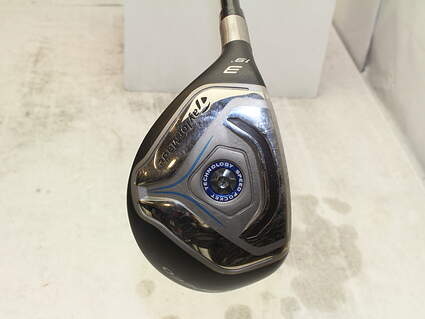 TaylorMade Jetspeed Hybrid 3 Hybrid 19* TM Matrix VeloxT 65 Graphite Regular Left Handed 41 in