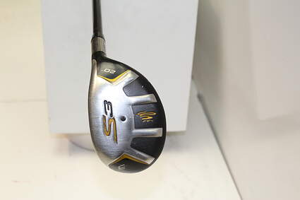 Cobra S3 Hybrid 3 Hybrid 20* Cobra Aldila NV-3 Graphite Stiff Right Handed 39 in