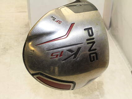Ping K15 Driver 10.5* Ping TFC 149D Graphite Regular Left Handed 45.5 in