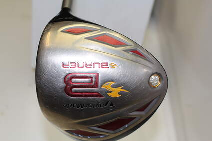 TaylorMade 2009 Burner Driver 10.5* Stock Graphite Shaft Graphite Stiff Right Handed 46 in