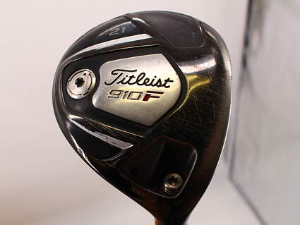 Titleist 913F Fairway Wood 3 Wood 3W 21* Titleist Bassara W 55 Graphite Ladies Right Handed 40.25 in