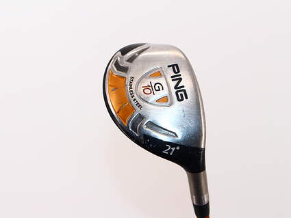 Ping G10 Hybrid 3 Hybrid 21* Graphite Stiff Right Handed 41 in