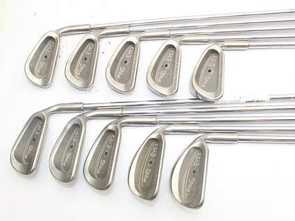 Ping Eye 2 + No + Iron Set 2-SW Stock Steel Shaft Steel Lite Right Handed 37.75in