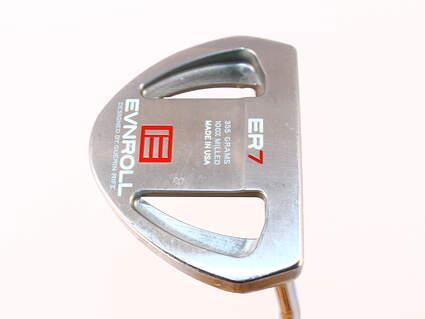 Evnroll ER7 Full Mallet Putter Steel Right Handed 34.5 in