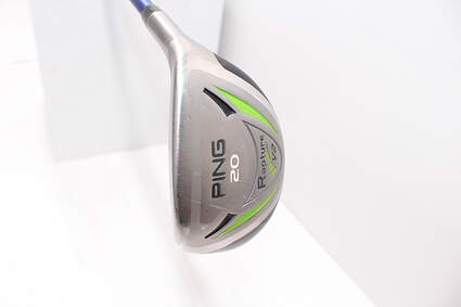 Ping Rapture V2 Hybrid 3 Hybrid 20° Mitsubishi Rayon Javln FX MH7 Graphite Regular Right Handed 40.0in